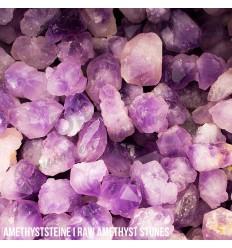 Amethyst Steine ca. 50 Gramm