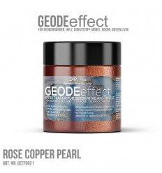 "GeodeEffect Acryl Dekorlasur ""Rose Copper Pearl"" 80ml"