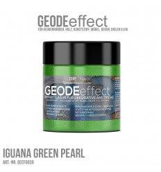"GeodeEffect Acryl Dekorlasur ""Iguana Green Pearl"" 80ml"