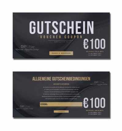 DIPON Gutschein I Voucher 100,00 €