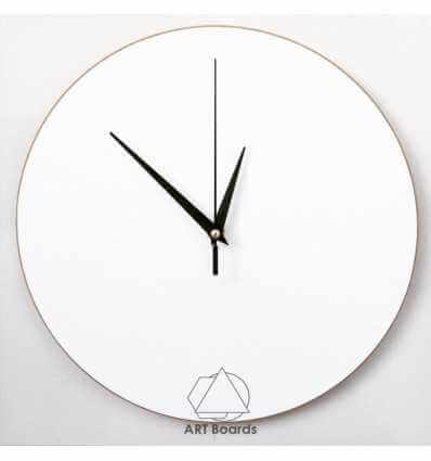Clock for Resin Art