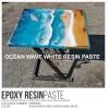 Ocean Wave Weiß / White Epoxy Resin Pigment Paste