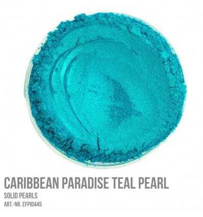 Caribbean Paradise Teal Pearl Pigment