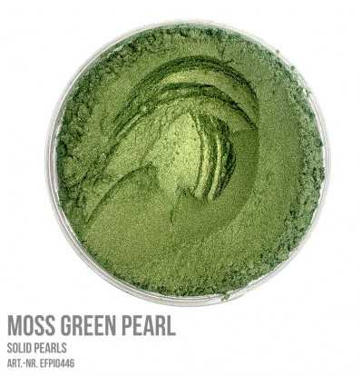 Moss Green Pearl Pigment