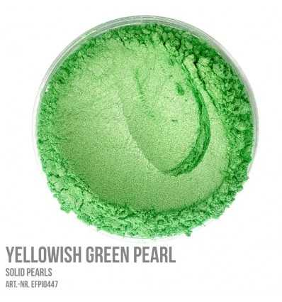 Yellowish Green Pearl Pigment