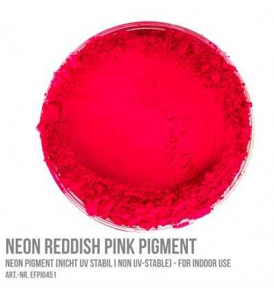 Neon Reddish Pink Pigment