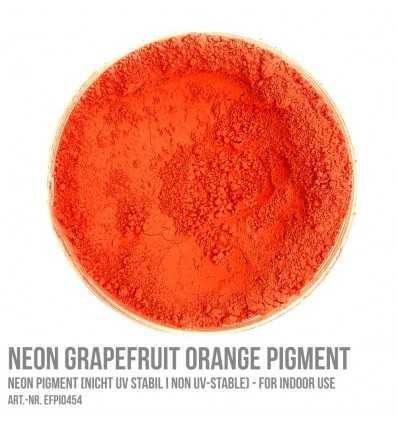 Neon Grapefruit Orange Pigment