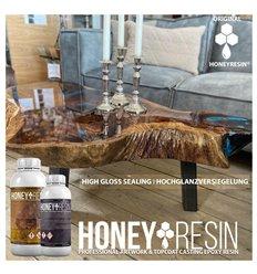 HoneyResin® ArtWork & Top Coat Epoxy 60 KG