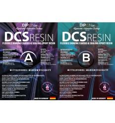 DCS Resin - Flexible Doming Canvas & Sealing Epoxy
