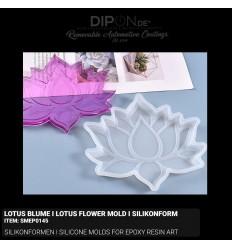 Lotus Blume / Lotus Flower - Mold I Silikonform