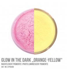 Glow in the Dark Orange-Yellow