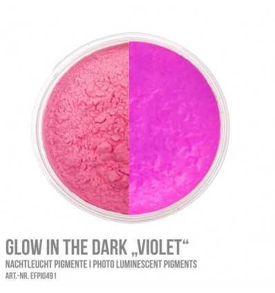 Glow in the Dark Violet