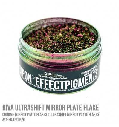 Riva UltraShift Mirror Plate Flake