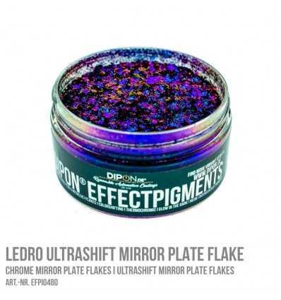 Ledro UltraShift Mirror Plate Flake
