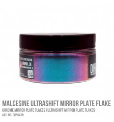 Malcesine UltraShift Mirror Plate Flake