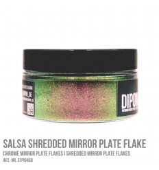 Salsa Shredded Mirror Plate Flake
