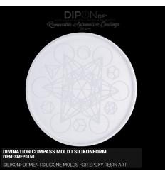 Divination Compass - Mold I Silikonform