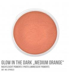Glow in the Dark Medium Orange