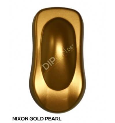 KandyDip® Nixon Gold Pearl Matt (Schwarze KandyDip® Basis / Black KandyDip® Basecoat)