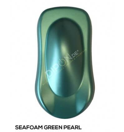 KandyDip® Seafoam Green Pearl Matt (KandyDip® RAL 9005 Basisfarbe / KandyDip® RAL 9005 Basecoat)