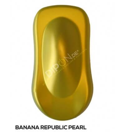 KandyDip® Banana Republic Pearl Matt (KandyDip® Gelb/Yellow Matt Basis/Base)