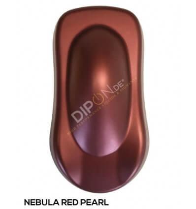 KandyDip® Nebula Red Pearl Matt (KandyDip® RAL 9003 Basis/Basecoat)