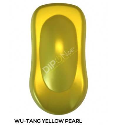 KandyDip® Wu-Tang Yellow Pearl Matt (KandyDip® RAL 9003 Basis/Basecoat)