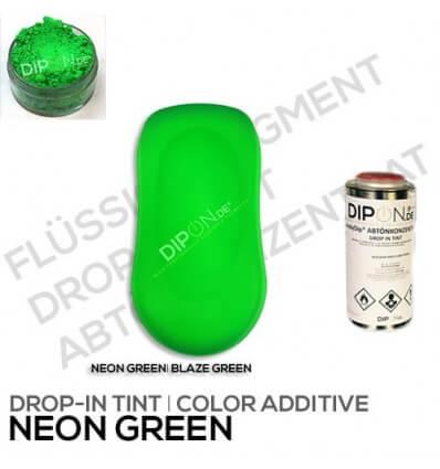 Neon Green Liquid Tint Neon Drop In Tint