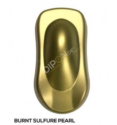 KandyDip® Burnt Sulfure Pearl Matt (KandyDip® RAL 9005 Basisfarbe / KandyDip® RAL 9005 Basecoat)