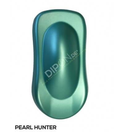 KandyDip® Pearl Hunter Pearl Matt (KandyDip® RAL 9005 Basisfarbe / KandyDip® RAL 9005 Basecoat)