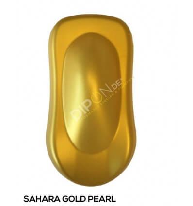KandyDip® Sahara Gold Pearl Matt (KandyDip® RAL 9003 Basis/Basecoat)
