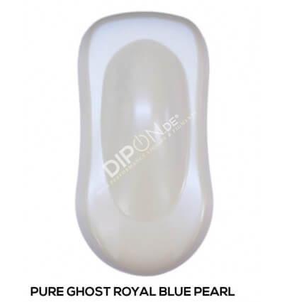 KandyDip® Pure Ghost Royal Blue Pearl Matt (KandyDip® RAL 9003 Base/Basis)