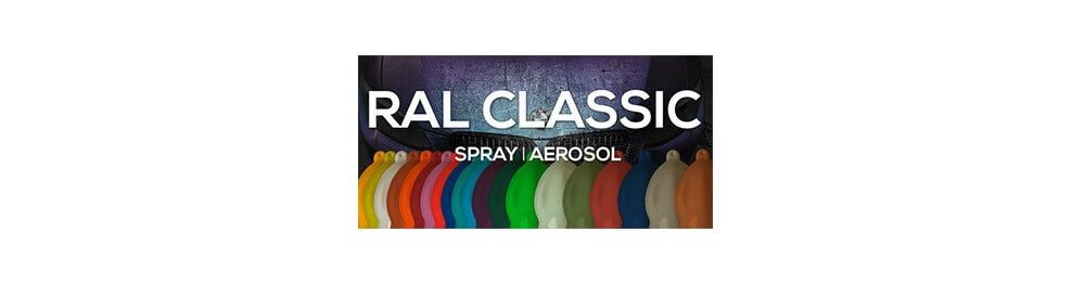 RAL Classic Spray