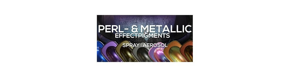Perl- und Metallic Spray