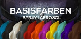 Basisfarben Spray