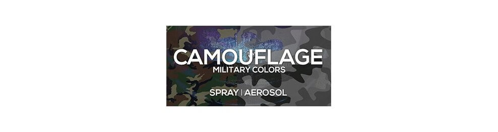 Camouflage Spray