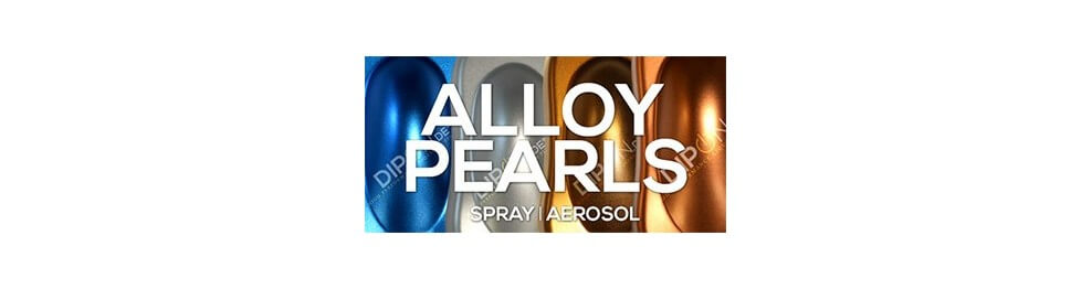 Alloy Pearls Spray
