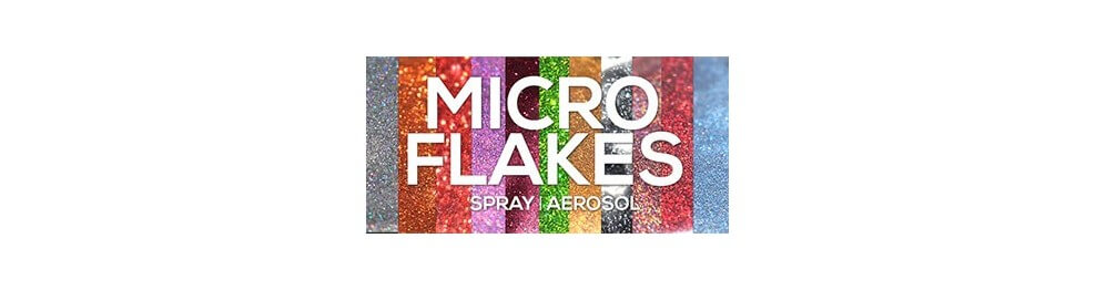Micro Flakes Spray