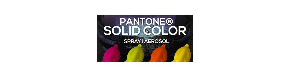 PANTONE® Solid Coated Spray