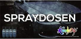 KandyDip® Spraydosen