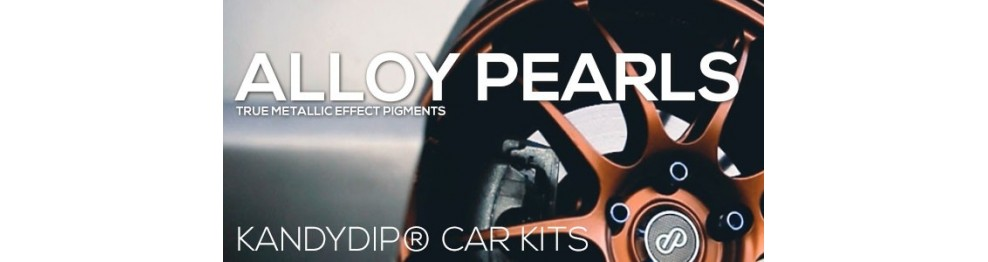 Alloy Pearls Car Kit