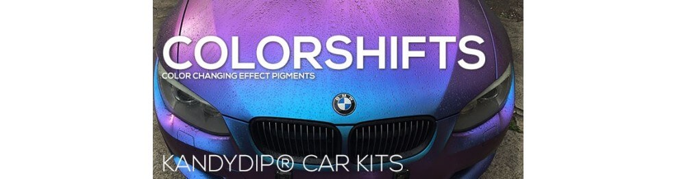 Color Shift Car Kits