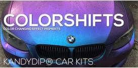 Color Shift Car Kits