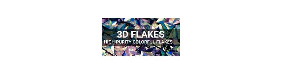 3D Flakes