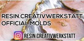 Resin.Creativwerkstatt Official Molds