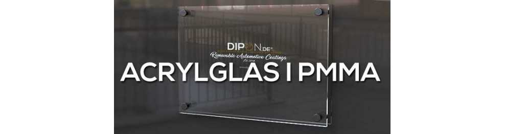 Acrylglas / PMMA Platten