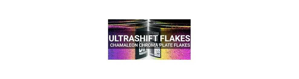 UltraShift Mirror Plate Flakes