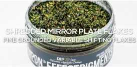 Shredded Mirror Flake Plates