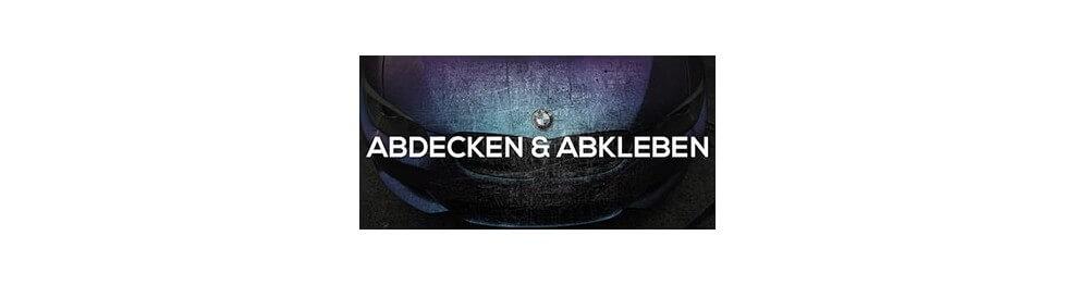 Abdecken & Abkleben