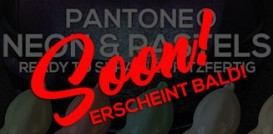 PANTONE® Neon & Pastels